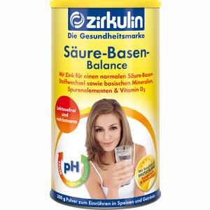 Abbildung von Zirkulin Säure- Basen- Balance Pulver 300 g