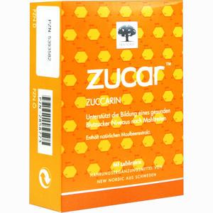 Abbildung von Zucar Zuccarin Tabletten  60 Stück