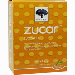Abbildung von Zucar Zuccarin Tabletten 120 Stück
