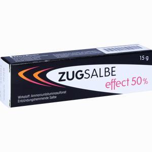Abbildung von Zugsalbe Effect 50 %  15 g